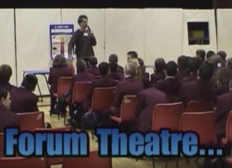 TK-Arts-photo-Forum-Theatre-workshop-anti-bullying-secondary-school