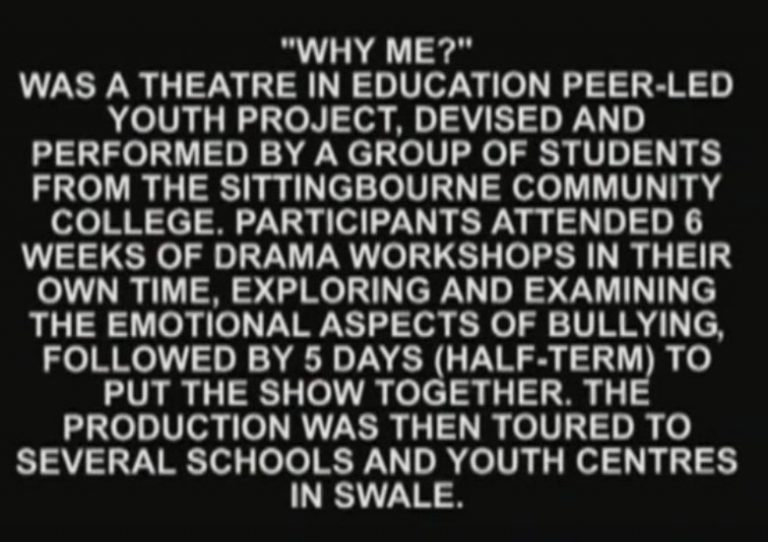 TK-Arts-photo-anti-bullying-Theatre-In-Education-show-secondary-school